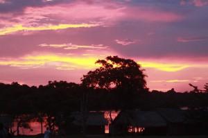Restinga- território Munduruku